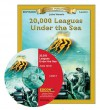 20,000 Leagues Under the Sea Read Along: Bring the Classics to Life Book and Audio CD Level 4 [With CD] - Jules Verne