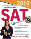 McGraw-Hill's SAT with CD-ROM, 2010 Edition (Mcgraw Hill's Sat (Book & CD Rom)) - Christopher Black, Mark Anestis