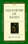 The Poetry of Keats - Brian Stone, Bryan Loughrey