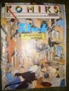 Komiks Fantastyka 3/8 '89 – Rork: Fragmenty - Redakcja miesięcznika Fantastyka