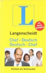 Langenscheidt, Chef Deutsch, Deutsch Chef Klartext Am Arbeitsplatz - Christoph Maria Herbst, Langenscheidt-Redaktion