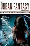 The Urban Fantasy Anthology - Joe R. Lansdale, Bruce McAllister, Emma Bull, Peter S. Beagle