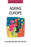 Ageing Europe - Alan Walker, Tony Maltby