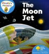 The Moon Jet (Oxford Reading Tree, Stage 2A, Floppy's Phonics) - Roderick Hunt, Alex Brychta, Nick Schon