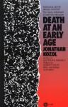 Death at an Early Age - Jonathan Kozol, Robert Coles