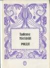 Poezje - Tadeusz Miciński