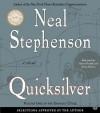 Quicksilver - Neal Stephenson, Stina Nielson, Simon Prebble, Simon Preble