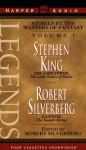 Legends. Volume 1 - Frank Muller, Robert Silverberg, Sam Tsoutsouvas, Stephen King