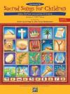 Favorite Sacred Songs for Children: Bible Stories & Songs of Praise - Jean Shafferman