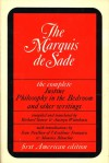 Justine, Philosophy In the Bedroom and Other Writings - Marquis de Sade, Richard Seaver, Austryn Wainhouse
