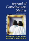 Sheldrake and His Critics: The Sense of Being Glared at - Rupert Sheldrake, Rupert Sheldrake