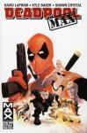 Deadpool MAX Omnibus - David Lapham, Kyle Baker, Shawn Crystal