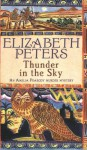 Thunder in the Sky (Amelia Peabody, #12) - Elizabeth Peters