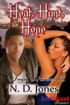 Heat, Hunt, Hope (Winged Warriors #2) - N.D. Jones