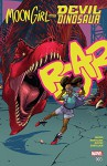 Moon Girl and Devil Dinosaur (2015-) #3 - Amy Reeder, Brandon Montclare, Amy Reeder, Natacha Bustos