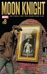 Moon Knight (2016-) #8 - Greg Smallwood, Wilfredo Torres, James Stokoe, Jeff Lemire, Francesco Francavilla