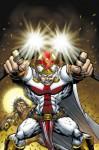 Battle Pope, Volume 1: Genesis - Robert Kirkman, Tony Moore, Val Staples