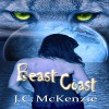Beast Coast: A Carus Novel, Book 2 - J. C. McKenzie, Laurel Schroeder, The Wild Rose Press
