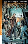 Jim Butcher's The Dresden Files: Wild Card #1 (of 6): Digital Exclusive Edition - Mark Powers, Jim Butcher, Carlos Gomez
