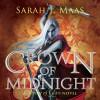 Crown of Midnight: A Throne of Glass Novel - Audible Studios for Bloomsbury, Sarah J. Maas, Elizabeth Evans