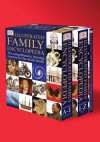 DK Illustrated Family Encyclopedia: The Comprehensive Learning Resource for the Whole Family - Chris Oxlade, Corinne Stockley