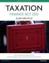 Taxation: Finance ACT 2012 - Alan Melville