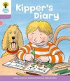 Kipper's Diary (Oxford Reading Tree, Stage 1+, First Sentences) - Roderick Hunt, Alex Brychta