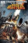 Transformers: Prime - Beast Hunters #1 - Mairghread Scott, Mike Johnson, Agustin Padilla, Ken Christiansen