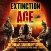 Extinction Age: The Extinction Cycle, Book 3 - Nicholas Sansbury Smith, Bronson Pinchot, Inc. Blackstone Audio