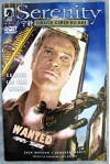 Serenity Firefly Class 03-K64 #1 Leaves On The Wind, VHTF Ghost Variant Cover! - Zack Whedon, Iain McCaig