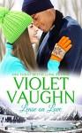 Lease on Love (Snow-Kissed Love Book 2) - Violet Vaughn