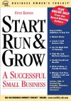 Start Run & Grow a Successful Small Business - CCH Incorporated