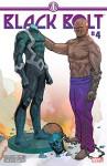 Black Bolt (2017-) #4 - Saladin Ahmed, Christian Ward