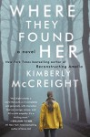 Where They Found Her: A Novel - Kimberly McCreight