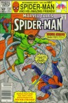 """Marvel Tales #134 : Starring Spider-Man in """"The Ghost That Hunted Octopus"""" (Marvel Comics) - Len Wein, Ross Andru"""