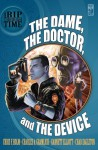A Rip Through Time: The Dame, the Doctor, and the Device - Chris F. Holm, Garnett Elliott, Chad Eagleton, Charles Allen Gramlich