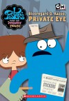 Foster's Home For Imaginary Friends Junior Chapter Book #3: Blooregard Q. Kazoo, Private Eye - Amy Keating Rogers, Meg Belviso, Amy Keating Rogers