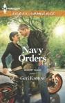 Navy Orders (Whidbey Island) - Geri Krotow