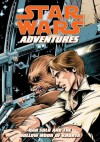 Star Wars Adventures Volume 1: Han Solo and the Hollow Moon of Khorya - Jeremy Barlow, Rick Lacy, Matthew Loux, Michael Atiyeh