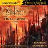 MISTBORN 1 : The Final Empire (1 of 3) - Brandon Sanderson, Nathanial Perry