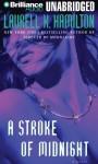 A Stroke of Midnight (Meredith Gentry, #4) - Laurell K. Hamilton, Laural Merlington
