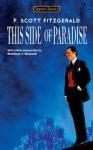 This Side of Paradise - F. Scott Fitzgerald, Matthew J. Bruccoli