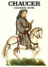Chaucer Coloring Book - Geoffrey Chaucer