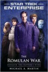 The Romulan War: Beneath the Raptor's Wing - Michael A. Martin