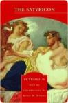 The Satyricon - Petronius, Alfred Allinson