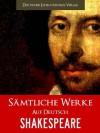 SHAKESPEARE - SÄMTLICHE WERKE (Band I): 8 Meisterwerke (Gesamtausgabe auf Deutsch) (German Edition) - Deutscher Literaturhaus-Verlag, William Shakespeare