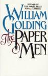 The Paper Men - William Golding, Jonathan Oliver