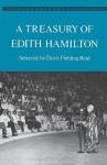 Treasury of Edith Hamilton - Edith Hamilton, Doris F. Reid