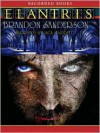 Elantris (MP3 Book) - Brandon Sanderson, Jack Garrett