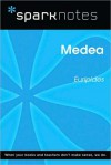 Medea (SparkNotes Literature Guide Series) - Euripides